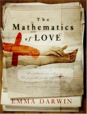 The Mathematics of Love by Darwin, Emma Hardback Book The Cheap Fast Free Post