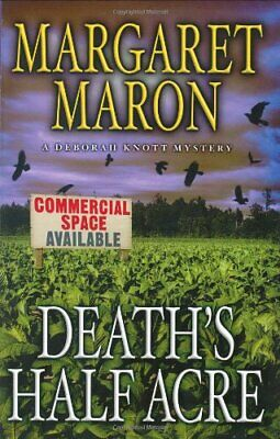 Death's Half Acre by Maron, Margaret Book The Cheap Fast Free Post