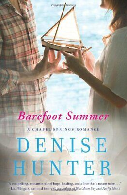 Barefoot Summer (A Chapel Springs Romance) by Dittemore, Shannon Book The Cheap