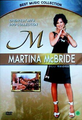 Martina Mcbride; Greatest Hits DVD Collection - DVD  BIVG The Cheap Fast Free