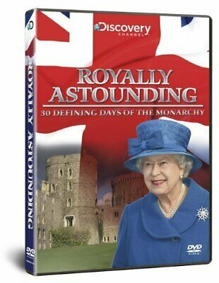 Queen Elizabeth II DIAMOND JUBILIEE COLLECTION: 30 DEFINING DAYS ... - DVD  DCVG