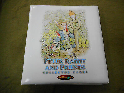 #Qq.  Set 1996 Australian Tempo Peter Rabbit Cards - Plus Some Inserts & More