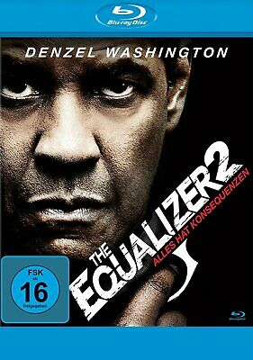 The Equalizer 2 - (Denzel Washington) # BLU-RAY-NEU