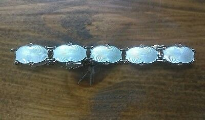 Norway sterling silver bracelet