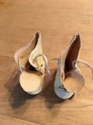 Nice Pair Of Vintage Roller Skates For A Vintage Doll