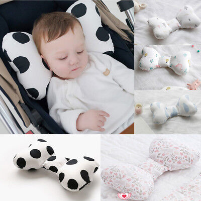Baby Infant Newborn Soft Positioner Support Pillow Cushion Prevent Flat Head UK