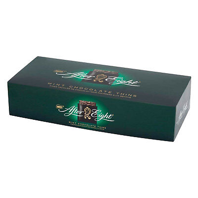 Nestle After Eight Mint Chocolate Thins 800g Classic Catering Sharing Pack