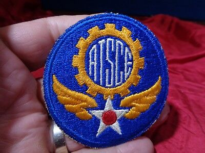 ***military Estate***. Ww 2 Us Military Patch #204 Army? Air Force? Division