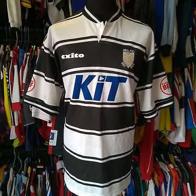 Hull Fc 2001 Home League Rugby Shirt Exito Jersey Size Adult 2Xl