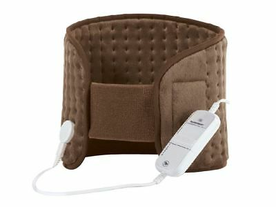 Medital Electric Heat Pad Wrap for Stomach and Back Pain Relief 6 Settings