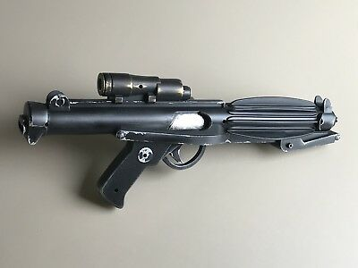 STAR WARS Imperial Stormtrooper E-11 Blaster Movie Prop Replica ANH Free US Ship