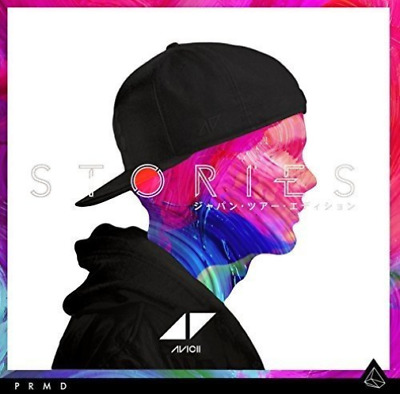 Avicii-Stories (Special Edition) Cd New