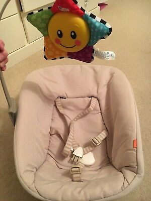 With Original Box And Toy Arm Baby Stokke Tripp Trapp Chair Newborn Set High Chairs