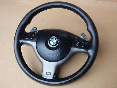 bmw e46 m3 s54b32 SMG steering wheel lenkrad