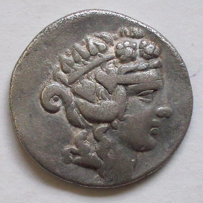 Greek Coin: Danubian Celts silver tetradrachm after Thasos