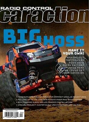Rc Car Action >> Rc Car Action Magazine Subscription Preorder Of 12 Issues 10 00