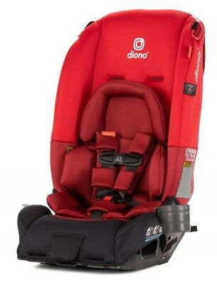 Diono Radian 3 RX Convertible Car Seat in Red Brand New Free Ship!