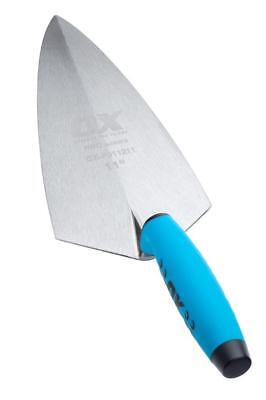 "OX TOOLS Pro 10"" Philadelphia 250mm Solid Forged Steel Hand Brick Trowel,P011210"