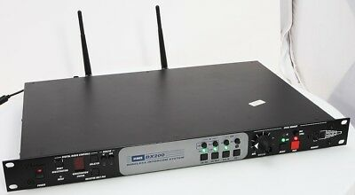 Clear-Com ClearCom HME DX200 2Channel Wireless Intercom System Base Station Only