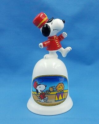 Schmid Peanuts Bell Flyin' Tamer Snoopy 2nd Limited Edition #202/10000
