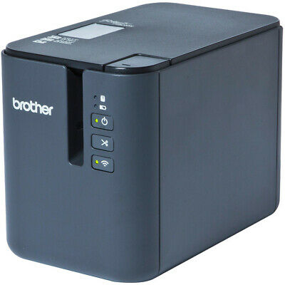 Genuine Brother PT-P950NW PC Connectable Network Label Printer