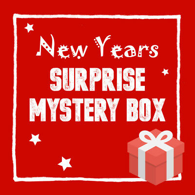 Christmas mysteries box