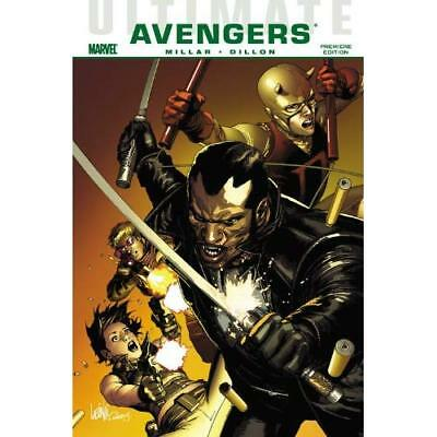 Ultimate Comics Avengers: Blade Vs The Avengers Millar, Mark/ Dillon, Steve