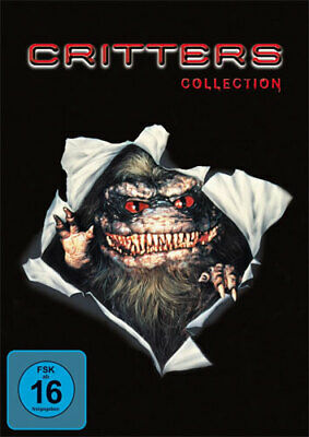 Critters Collection (4 DVDs) - Warner 1000442593 - (DVDS / Action)