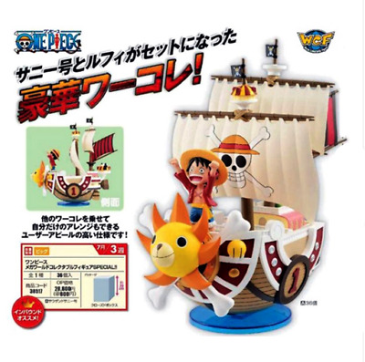 Ship Luffy Piece Thousand Collectable One Mega Sunnyamp; World Figure 3A54RLj