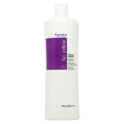 Fanola No-Yellow Shampoo Anti Gelbstich, 1000ml