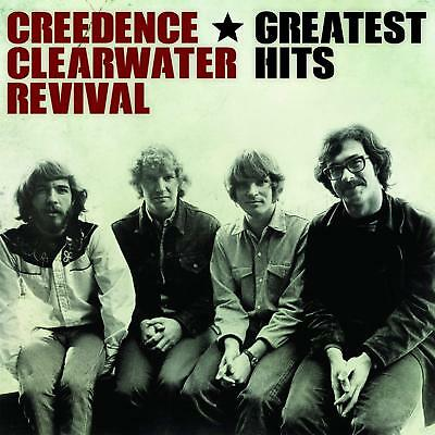 Creedence Clearwater Revival Greatest Hits CD NEW SEALED Bad Moon Rising+