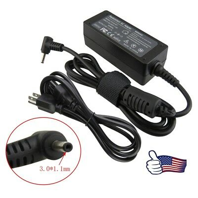 19V 2.1A 3.0*1.1mm Laptop AC Power Adapter Charger For Samsung NP530U3B NP535U3C