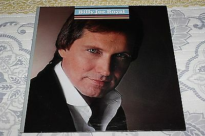 BILLY JOE ROYAL - Self-Titled - (1981 Kat Family / Vinyl LP)