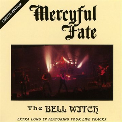 Mercyful Fate-Bell Witch CD NEW
