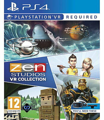 Zen Studios Ultimate VR Collection (PS4) (PSVR)