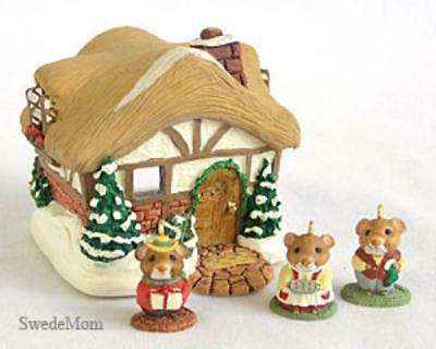 Hallmark Special Edition A MOUSTERSHIRE CHRISTMAS 1995