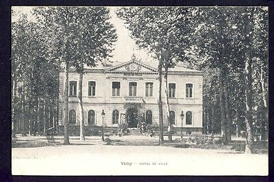 cpa Photo STAERCK, PARIS Auvergne 03 - VICHY (Allier) HÔTEL de VILLE