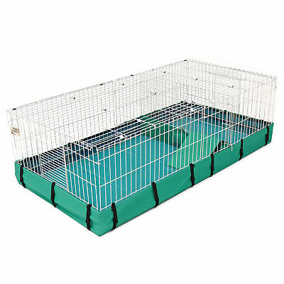 MidWest Homes for Pets Large Guinea Pig Habitat Cage w/ 8 Square Feet of Area