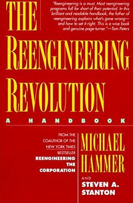 Reengineering Revolution, The by Hammer, Michael Book The Cheap Fast Free Post