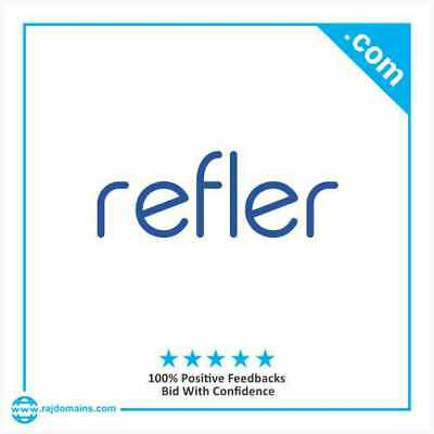 Refler.com Branable domain name for sale