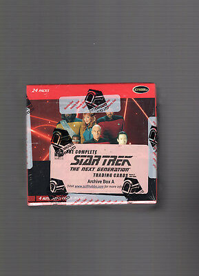 ART AND IMAGES Star Trek The Original Series - A Factory Sealed