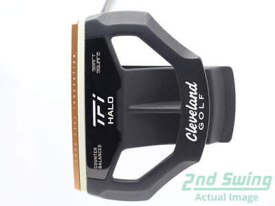 Cleveland TFi Smart Square Halo CB Putter Face Balanced Steel Right 38 in