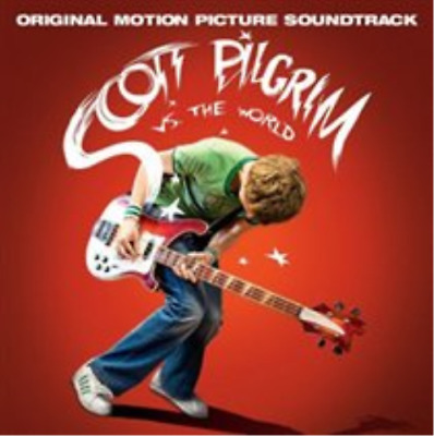 Various Artists-Scott Pilgrim Vs. The World CD NEW