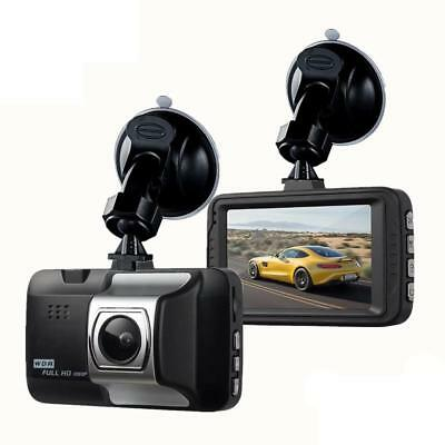 "170 degree 3""1080P HD DVR Dash Cam Camera Video Car DVR Recorder G-sensor ABS US"