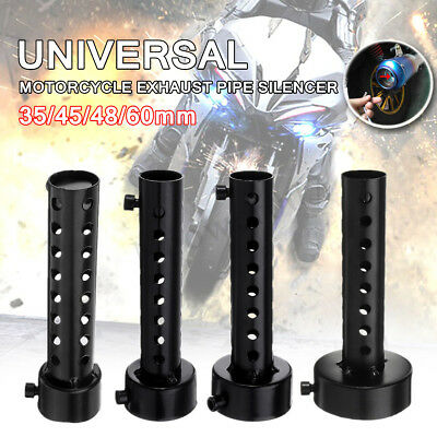 Universal Motorcycle Exhaust Can DB Killer Silencer Muffler Baffle 35/45/48/60mm