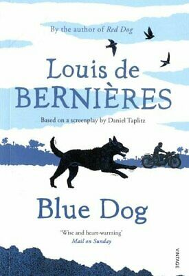 Blue Dog by de Bernieres, Louis Book The Cheap Fast Free Post