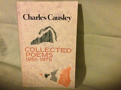 Collected Poems by Charles Causley Paperback Book The Cheap Fast Free Post
