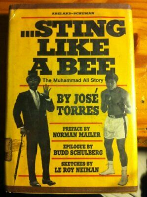 Sting Like a Bee: The Muhammad Ali Story by Torres, Jose Hardback Book The Cheap
