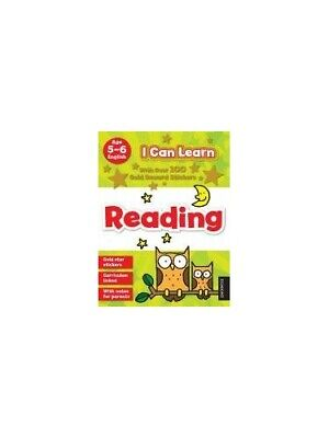 I Can Learn: Reading 5-6 Book The Cheap Fast Free Post