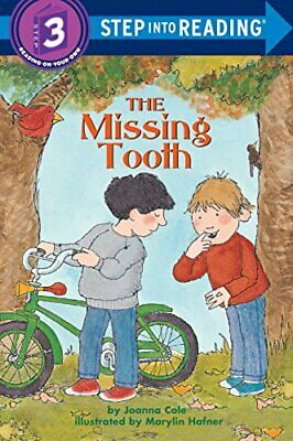 The Step into Reading Missing Tooth # (Step Into Re... by Cole, Joanna Paperback